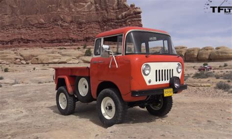 Endearing Jeep FC 150 In Moab: Everything You Ever Wanted