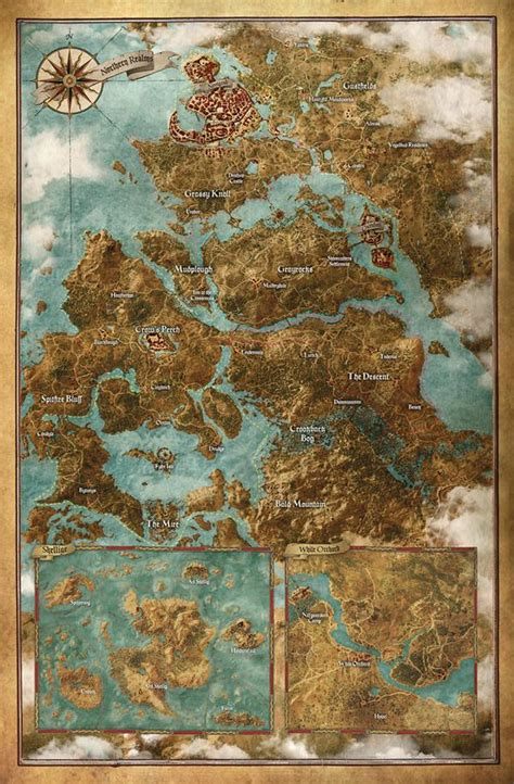The Witcher 3 Guide to Locate 'Places of Power' in