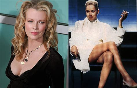 Kim Basinger as Catherine Tramell - A History of Iconic
