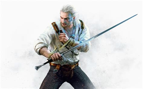 Geralt The Witcher 3 Hearts of Stone Wallpapers   HD