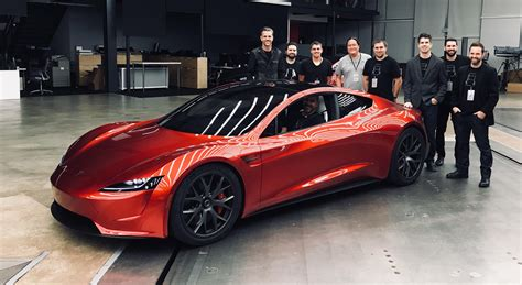 Tesla Roadster production car will exceed insane prototype