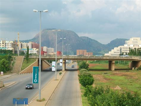 IN PICTURES: The Beautiful City Of Abuja
