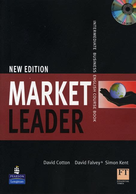 Market Leader New Edition - Course Book with CD-ROM