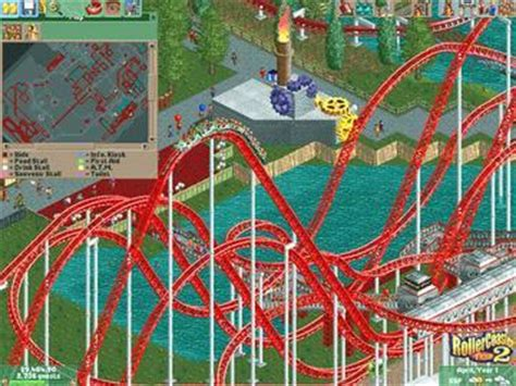 RollerCoaster Tycoon 2 - Free download and software