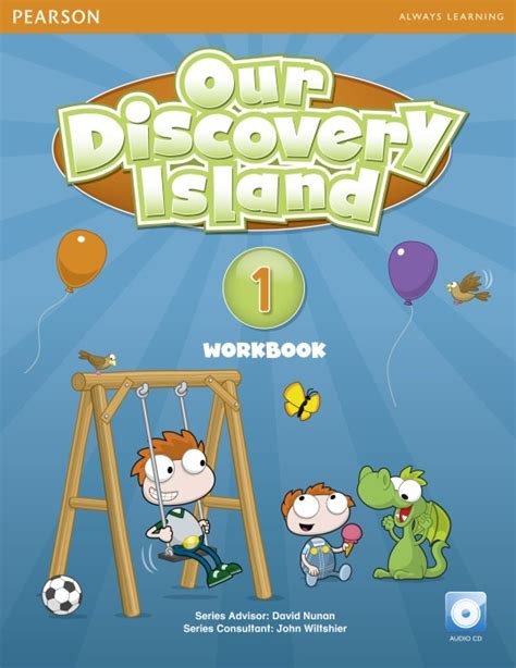 Our Discovery Island - Workbook with Audio CD (Level 1) by