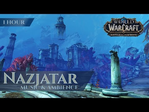 Guide für Requisitions-Quests in Nazjatar
