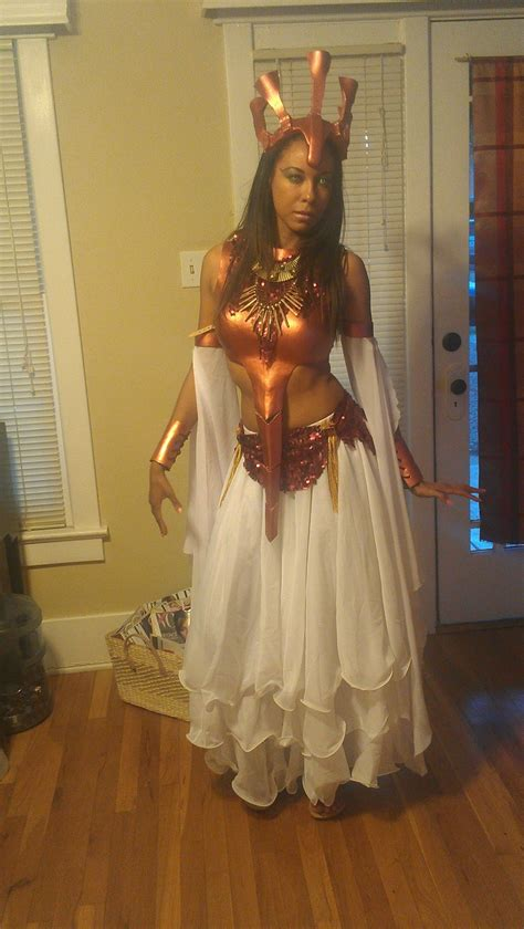 Vampire Costume - Akasha Queen of the Damned – Sewing