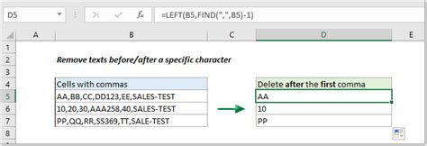 How to remove texts before or after a specific character