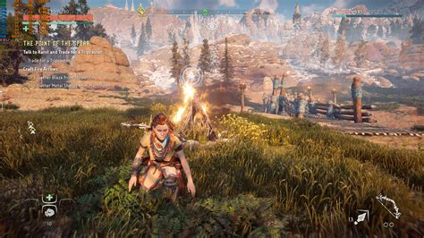 Horizon Zero Dawn does not have Denuvo, constant 70fps at