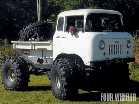 Willys Jeep FC-170:picture # 6 , reviews, news, specs, buy car