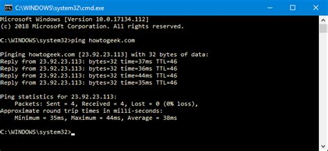 How to Use the Ping Command to Test Your Network