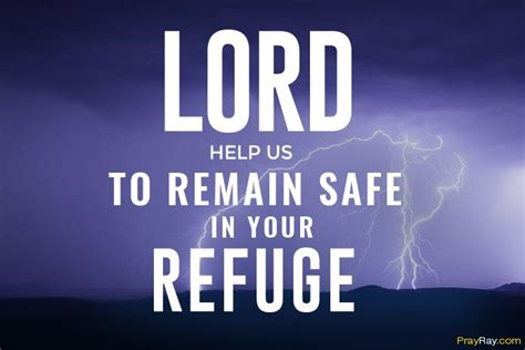 PRAYER FOR HURRICANE PROTECTION and People Safety during