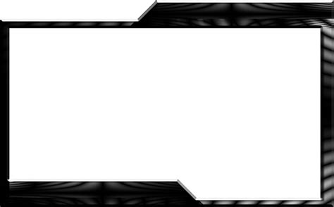 """Download """"sophisticated"""" Theme - Twitch Webcam Frame Png"""