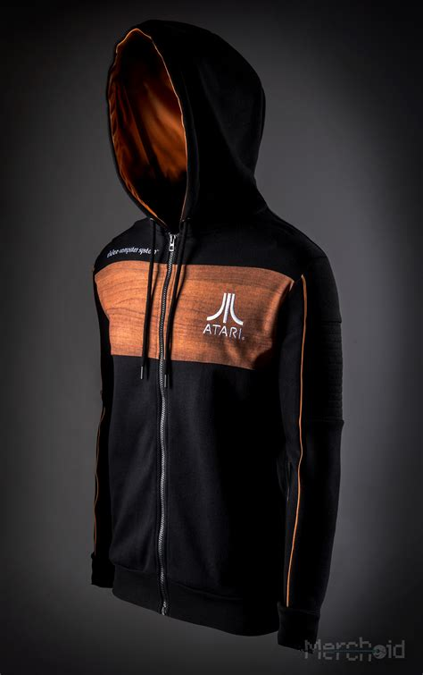 Gorgeous Atari 2600-Inspired Hoodie Available for Pre