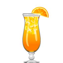 Fuzzy Navel | Cocktail Party