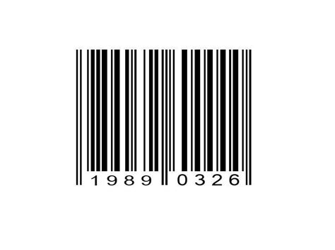 Barcode tattoo - Real numbers by cicke99 on DeviantArt