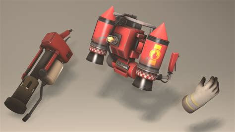 The other Pyro weapons from Jungle Inferno - The Daily SPUF