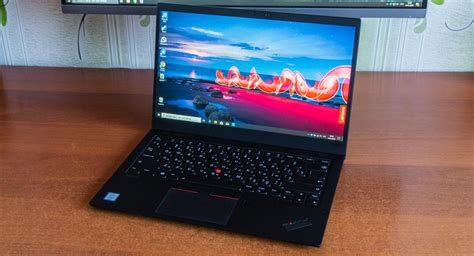 Lenovo ThinkPad X1 Carbon 7th Gen laptop review - Root Nation