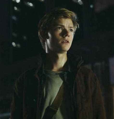 Pin by Katherine medell on Just Thomas Brodie-Sangster