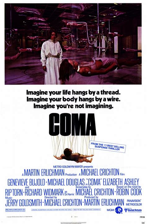 Coma Movie Posters From Movie Poster Shop
