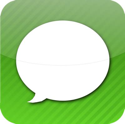 Messages App Updated in iOS 4