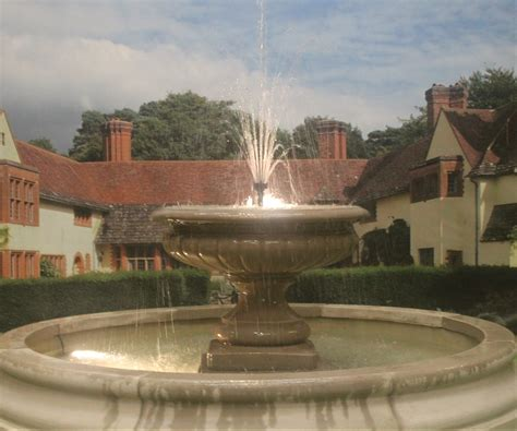 Hampshire Ball Fountain or Extra Large Victorian Urn with