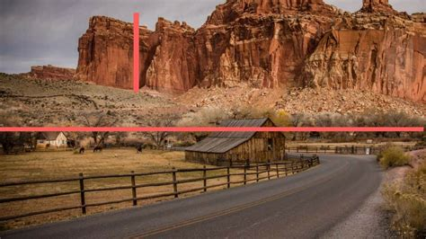 Why Horizon Line is Important for Landscape Photography