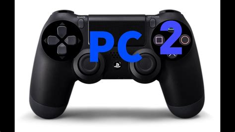 Proper PS4 controller PC setup UPDATE (Button mapping