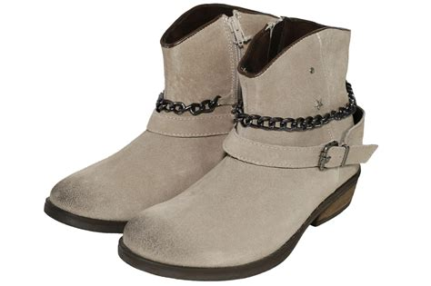 Replay Kingston Boots Ankle Boots Biker Boots Ladies