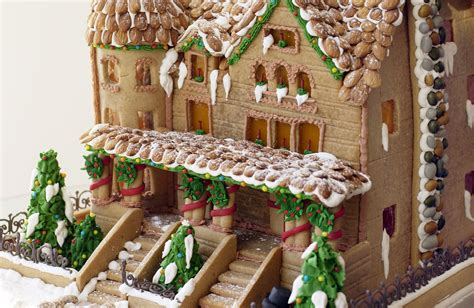 Gingerbread House Contest and Silent Auction Return to The