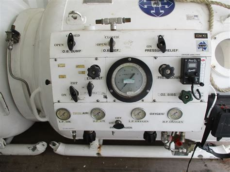 TRANSPORTABLE RECOMPRESSION CHAMBER Auction (2012-7024544