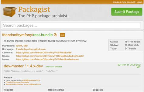 3 Bundles to get started with REST in Symfony 2 and some tips