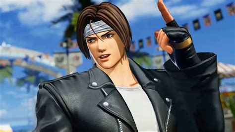 The King of Fighters XV Reveal Trailer / Screenshots, Cham