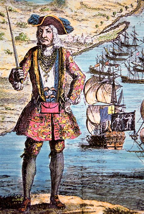 7 Hollywood Pirates and their Real Life Counterparts