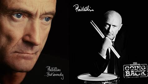Phil Collins - Going Back / …But Seriously - Ahoimag